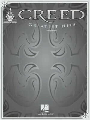 CREED GUITAR TAB / TABLATURE / ***BRAND NEW*** / GREATEST HITS / CREED SONGBOOK