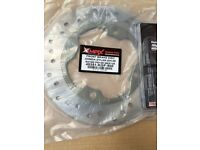 HONDA SES125 DYLAN SH125 PS125 PES125 ALL MODELS FRONT BRAKE DISC