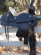 Kids Roping Saddle