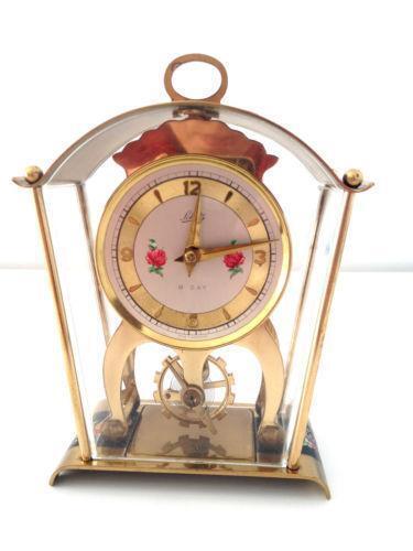 Schatz German Clock Ebay