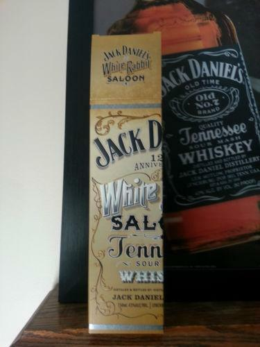 jack daniels white rabbit ebay. Black Bedroom Furniture Sets. Home Design Ideas