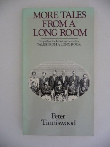 More Tales from a Long Room,Peter Tinniswood