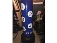 blitz firepower freestanding punchbag mma boxing kickboxing excellent condition