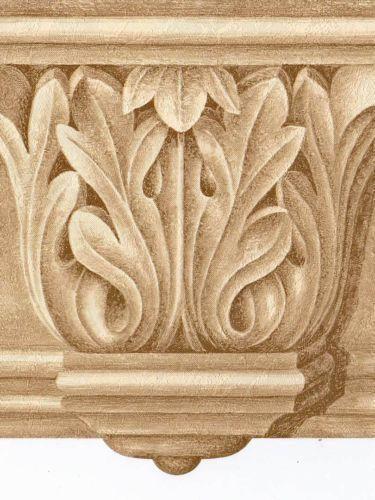 Crown molding wallpaper border ebay - Crown molding wallpaper ...