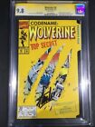 Wolverine Signed Comic Books