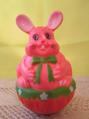 Selling A Car In Illinois >> Plastic Easter Bunny | eBay