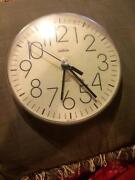 Vintage Wall Clock Battery