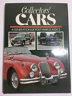 Collectors' Cars, , Very Good, Hardcover