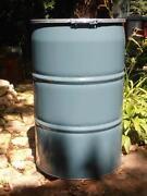 55 Gallon Steel Barrel
