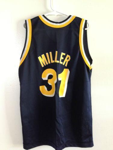 Reggie Miller Jersey  Basketball-NBA  e797550db