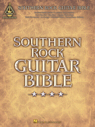 GUITAR TAB / TABLATURE / **BRAND NEW** / SOUTHERN ROCK GUITAR BIBLE / 35 SONGS