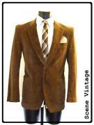 Mens Vintage Corduroy Jacket
