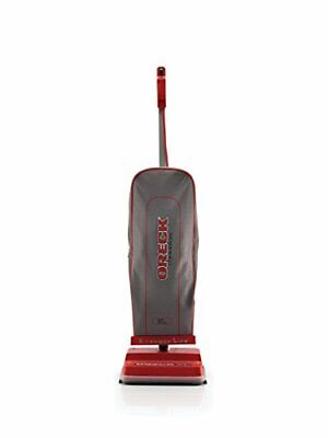 - Oreck U2000R-1 Commercial Lightweight 120V Upright Vacuum Cleaner Red 40ft Cord