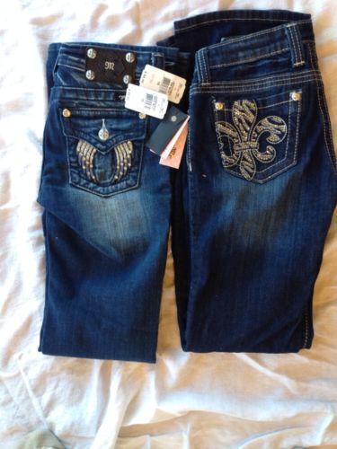 miss me jeans size 16 girls ebay