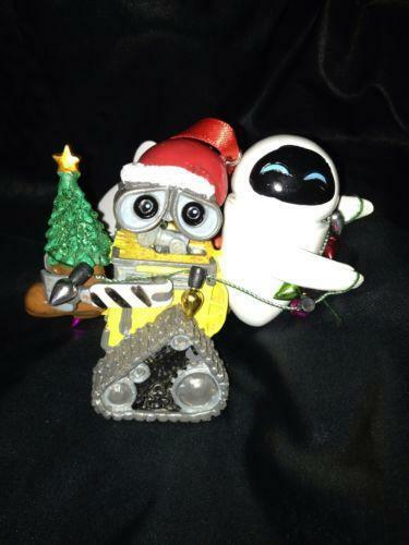 Wall E Christmas Ornament Ebay