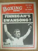 Boxing News 1980