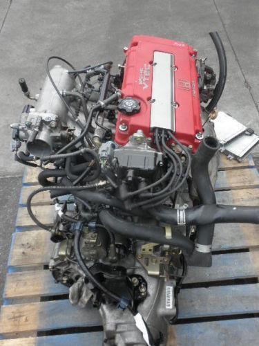 B16B Type R Engine   eBay