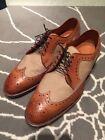 Ralph Lauren Wing Tip-Men's Dress Shoes
