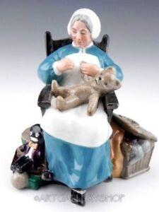 "Royal Doulton Rare ""Nanny"" & ""Tall  Story"" figurines"