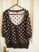 Ladies Cardigans Size 16