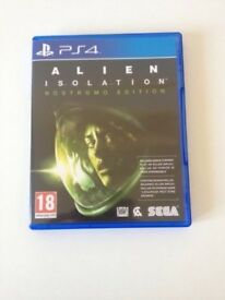 Alien Isolation [Crew Expendable DLC Unused] PS4