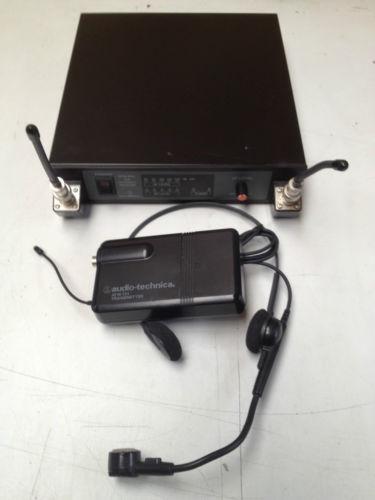 audio technica atw r3100 manual