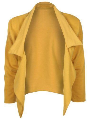 Mustard Coat Ebay