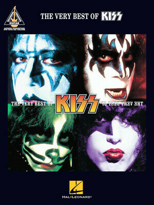 KISS GUITAR TAB / TABLATURE / **BRAND NEW** / VERY BEST OF KISS / KISS
