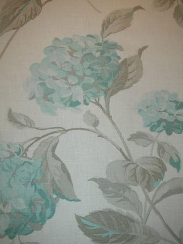 laura ashley hydrangea curtains ebay. Black Bedroom Furniture Sets. Home Design Ideas