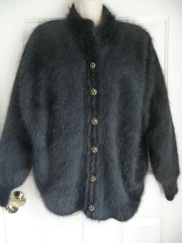 Fluffy Furry Angora Sweaters Ebay