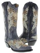 Womens Cowboy Boots Wings