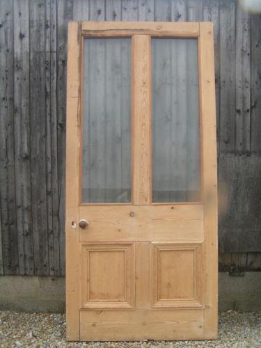 Used external doors ebay for Reclaimed upvc doors