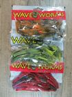 Wave Worms 3 Fishing Baits, Lures & Flies