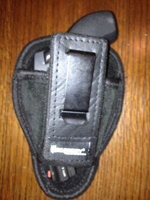 TAURUS 605 POLYMER REVOLVER CONCEALED IWB HOLSTER - 100% MADE IN U.S.A.