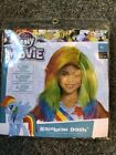 Unbranded Rainbow Wigs & Hairpieces Rainbow