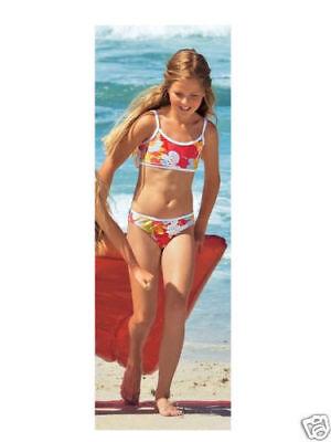 Süsser Kinder-Bikini ModehausHamburg Multicolor Gr.164