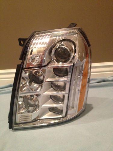 2007 Cadillac Escalade Headlight Ebay