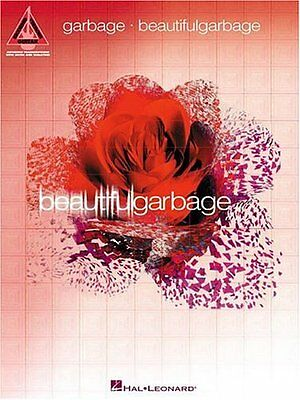 """GARBAGE-BEAUTIFUL GARBAGE"" GUITAR W/TAB MUSIC BOOK-BRAND NEW ON SALE SONGBOOK!!"