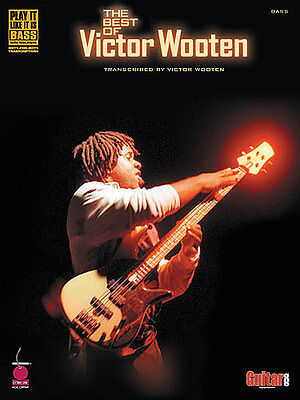 Learn to play Best Victor Wooten Bass Guitar Music Book TAB BASSIST LESSON (Best Bass Tabs To Learn)