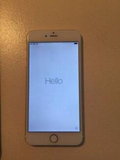 iPhone 6 Plus - 64gb - Rose Gold - Screen Issue