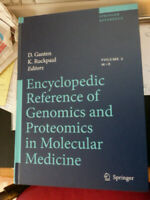 Encyclopedic Reference of Genomics and Proteomics in Molecular M. Hessen - Rodgau Vorschau