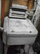 Vintage Washing Machine