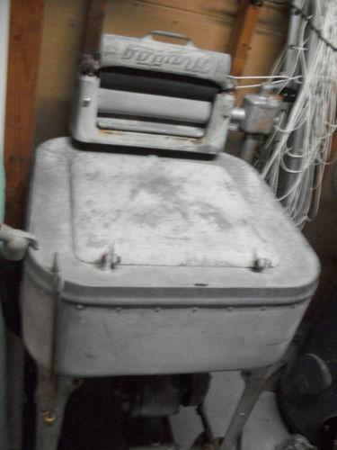 Old Washing Machine ~ Vintage washing machine ebay