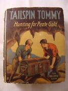 Tailspin Tommy Big Little Book