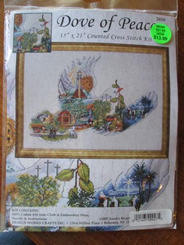 Religious cross stitch kits ebay