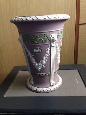 Wedgwood Museum Series Pillar Vase Ltd. Edi. 54 Of 200 Box & Certificate