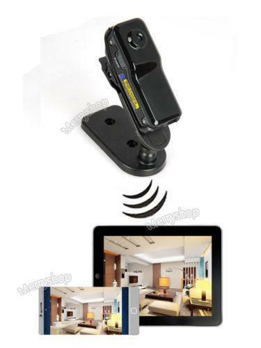 Mini Wireless Ip Camera Ebay