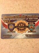 NYC PBA Card