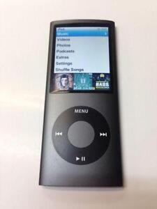 Ipod Nano 4th Generation Black