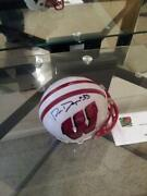 Heisman Signed Football